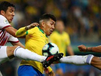 Paraguay Bertandang ke Markas Brazil