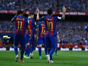 4. Ketergantungan pada Lionel Messi