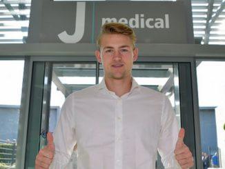De Light Mantan Kapten Ajax, Resmi Berseragam Juventus