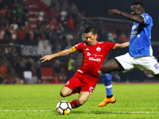 Super Big Match Shopee Liga 1, Persija vs Persib Masih Imbang Hingga Turun Minum