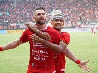 Pertandingan Persija Vs PSS Sleman, Macam Kemayoran Mendapatkan Kemenangan Perdana