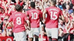 Pekan kelima Liga Inggris: Manchester United Menang Tipis Melawan Leicester