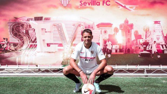 Chicharito, Mantan Pemain MU yang Singgah Ke Sevilla