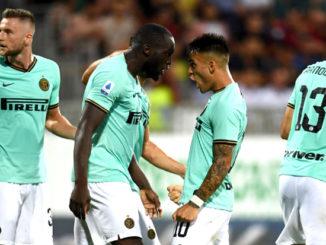 Gusur Juventus, Inter Milan Puncaki Klasmen Sementara