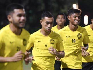 Jelang Kualifikasi Piala Dunia di GBK, Timnas Malaysia Bawa Polisi Negaranya