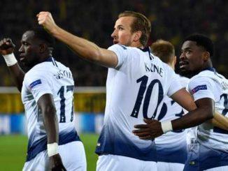 10 Pemain Tottenham Mampu Kalahkan Southampton