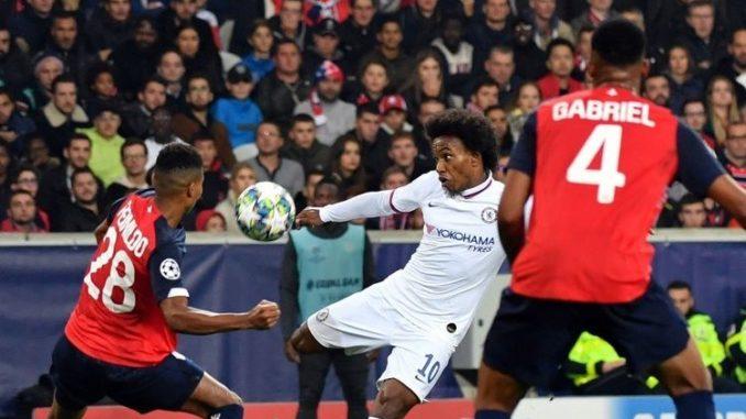Kemenangan Chelsea Atas Lille