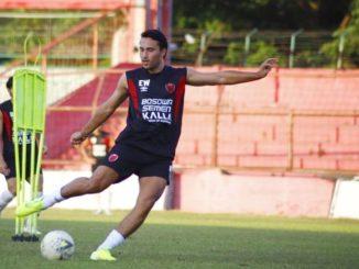 Debut Ezra Walian dengan PSM Makassar